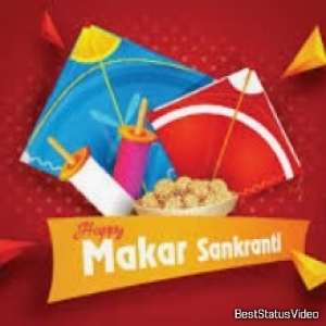 Makar Sankranti Status Video