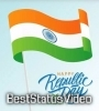26 January Republic Day Video Status Free Download