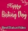 Happy Flirting Day Whatsapp Status Video
