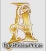 A - Latter Name Status Videos Free Download