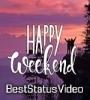 Happy Weekend Status Video Download