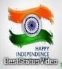 Happy Independence Day Whatsapp Status Video Free Download