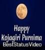 Kojagiri Purnima Status Video Free Download
