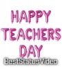 Happy Teachers Day Status Video