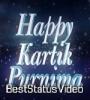 Happy Kartik Poornima Status Video Download