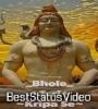 Bhole Teri Kripa Se Whatsapp Status Video Download