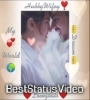 Meri Akhiyan Sajna Mere Dil Vich Vasda Sajna WhatsApp Status Video Download