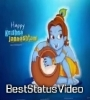 Janmashtami Whatsapp Status Video Download mp4