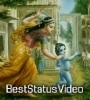 Bada Natkhat Hai Re Krishna Kanhaiya Whatsapp Status Video Download