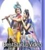 Bansiya Bajaye ChitChor Kanhaiya Radha Krishna Whatsapp Status Video Download