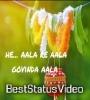 Aala Re Aala Govinda Whatsapp Status Video Download