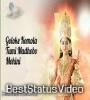 Goloke Komola Tumi Eso Maa Lakkhi Whatsapp Status Video Download