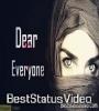Girls Positive Attitude Whatsapp Status Video