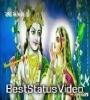 Radha Aakho Ma Che Radha Saso Ma Chhe Janmasthmi Status Video
