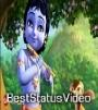 Krishna Well Come Status Video For Whatsapp