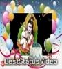 Rangeen Gubbaro Se Mandap Sajaya Hai Krishan Bhajan Status Video