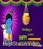 Wishing You A Very Happy Janmashtami Krishna Special Status Video
