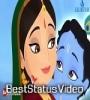 Kanudo Mangyo Dene Ne Jasoda Maiya Janmashthmi Gujarati Status Video