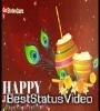 Happy Janmashtami 2019 Animation Status Video Download
