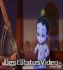 Romantic Krishna Flute Whatsapp Status Video Download