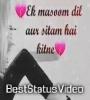 Wo Nind Mera Chan Mujhe Lauta Do WhatsApp Status Video Download