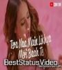 Mainu Duji Vaar Pyar Hoya Sohneya WhatsApp Status Video Download