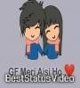 GF Meri Aisi Ho Cute Love Whatsapp Status Video Download