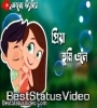 Priya Tumi Ale Bhalobasha Dile Sad Whatsapp Status Video Download