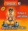 Dekhiyela Ho Amhi Pahiyela Datta Guru Datta WhatsApp Status Video Download