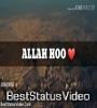 Allah Hu Allah Naat Islamic Whatsapp Status Video