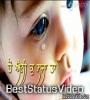 G Khan Sad Song Status Video Download