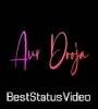 Romantic Black Screen Whatsapp Status Tu Chahiye New Song Video