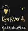 Whatsapp Status Video Lyrics Tere Bina Salman Khan New Love Sad Song