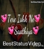 Whatsapp Status Download For Love Tere Ishq Ne Sathiya