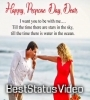 Promise Day Female Video Status Download