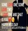 Happy Kiss Day romantic Video Download For Love