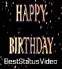Latest Animation Version Happy Birthday Video Download