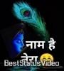 Naam Hai Tera Taranhara Krishna Ji Full Screen Whatsapp Status Video Download