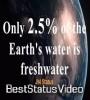 Water Day Informative Whatsapp Status Video Download