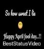 April Fool Pranks For Whatsapp Status