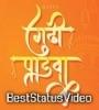 Celebrating New Year In Marathi Gudi Padwa Whatsapp Status Video Download