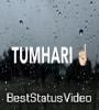 Tumhari Tasveer Ke Sahare Very Sad WhatsApp Status Video Download