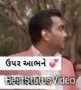 Upar Aabh Ne Niche Dharti Jignesh Barot New Gujarati Sad Song WhatsApp Status Video