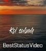 Arijit Singh Sad Song Full Screen Status Video Download