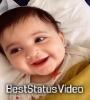 Cute Baby Full Screen Status Video Download