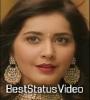 Rashi Khanna Cute Full Screen Status Video Download