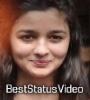 Alia Bhatt Cute Smile Full Screen Status Video Download