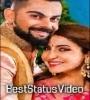 Anushka Sharma Virat Kohli Beat Sync 4K Full Screen Status Video Download