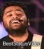 Arijit Singh Give Flying Kiss To His Fan 4K Full Screen Status Download