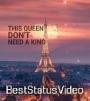 Daya Sit Still Look Pretty Lyrics Song Whatsapp Video Status Download
